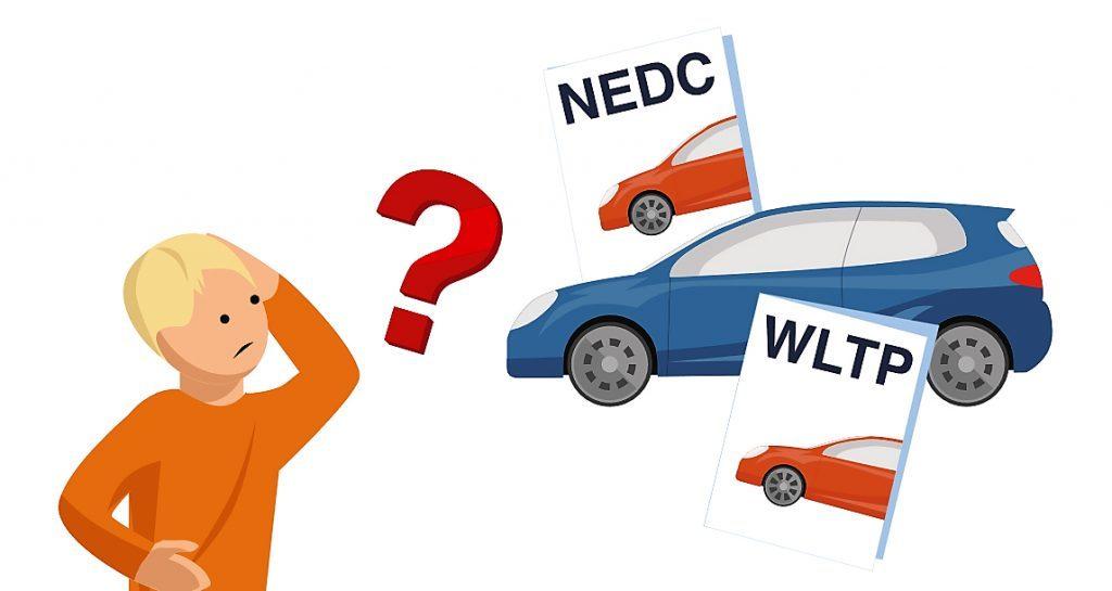 WLTP NEDC