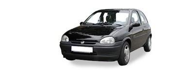 Garde boue avant gauche avec BLINKERLOCH s/'adapte pour Opel Corsa B 93-97