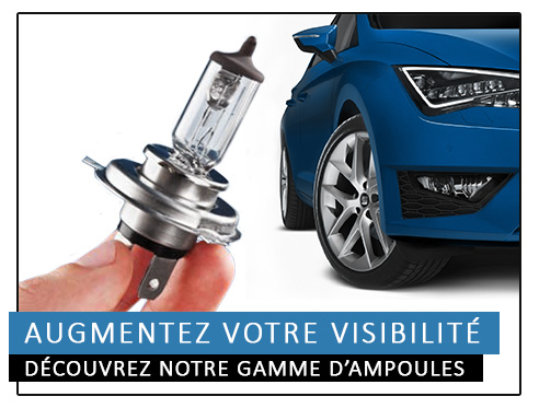 Catalogue Ampoule Automobile à petit prix
